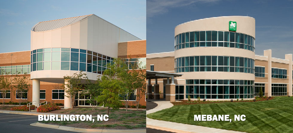 ENT Center - Burlington and Mebane, NC